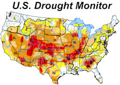 Drought Monitor - Illinois